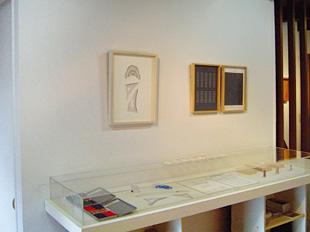 蔵の展示室のイメージ